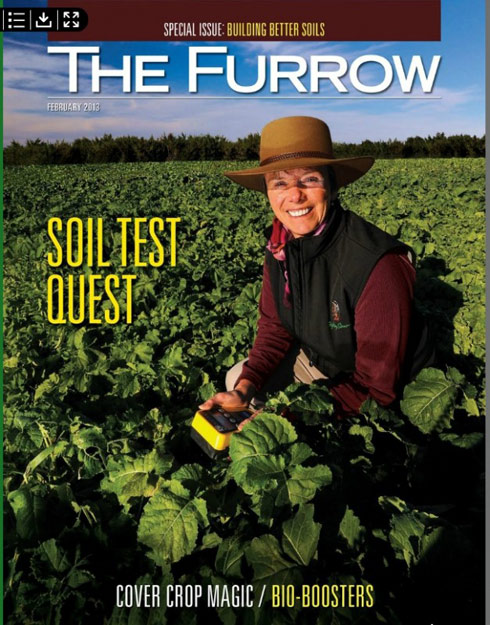 The Furrow is an excellent example of content marketing