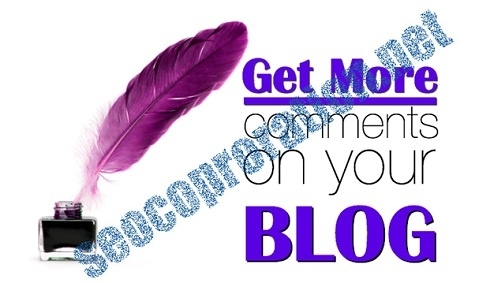 get more comments on your blog