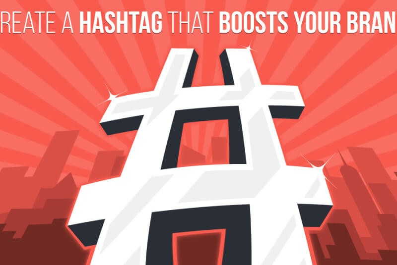 How to use Hash tags-and build campaigns around it