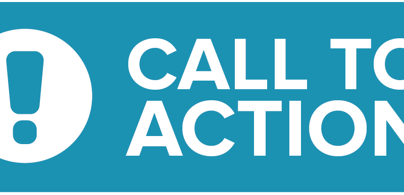 Call to action is important