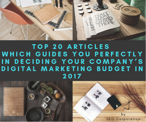 Digital Marketing Agencies 2017