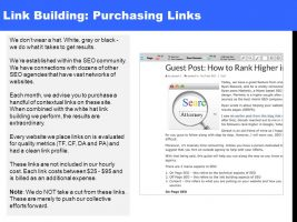 Purchasing links