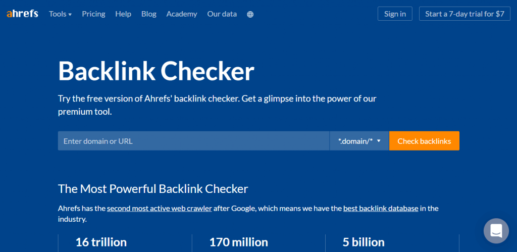 Back Link Checker