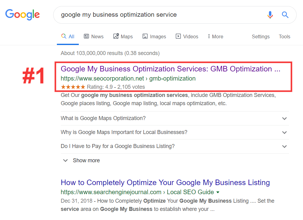 Google My Business: Optimize Your ...