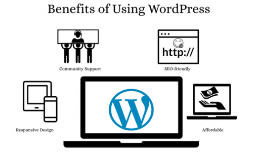 The top benefit of using WordPress for your Project